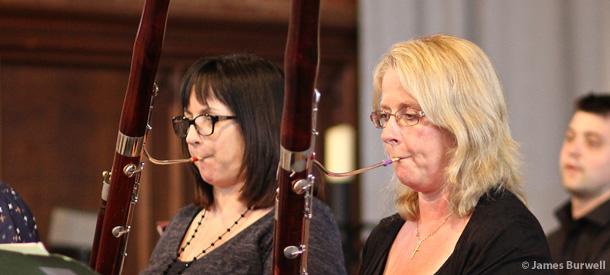 bassoons